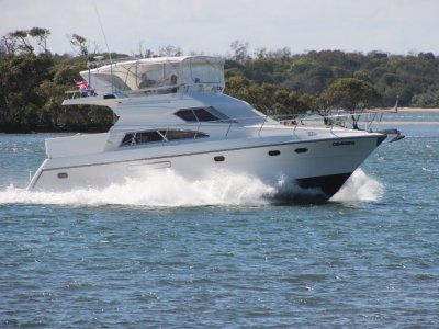 Novatec Euro 50' aft cabin motoryacht- Click for more info...