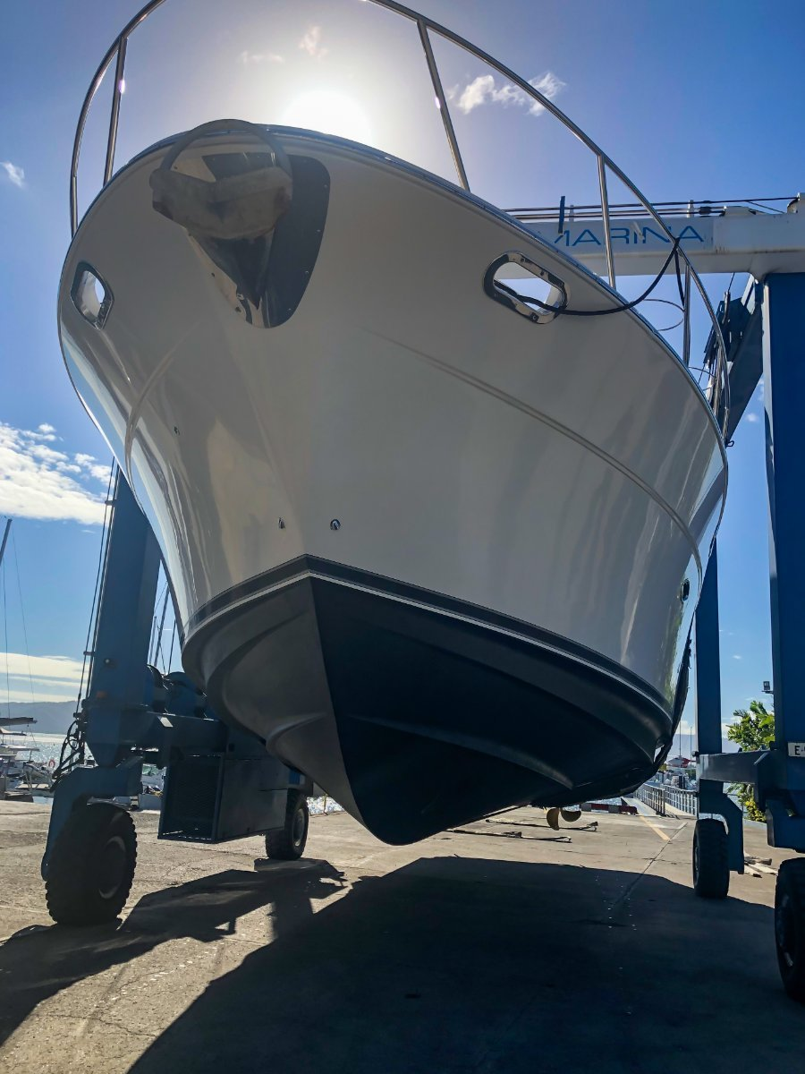 Meridian 580 Pilothouse - Great value with Tax Paid Fiji
