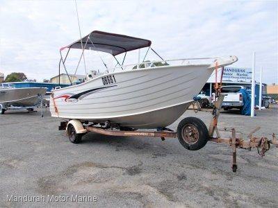 Trailcraft 535 Profish Inshore Fishing Weapon!