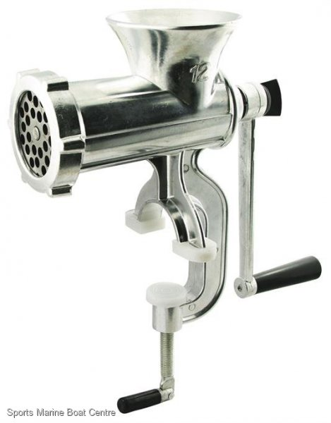 G-Clamp Burley Meat Mincer