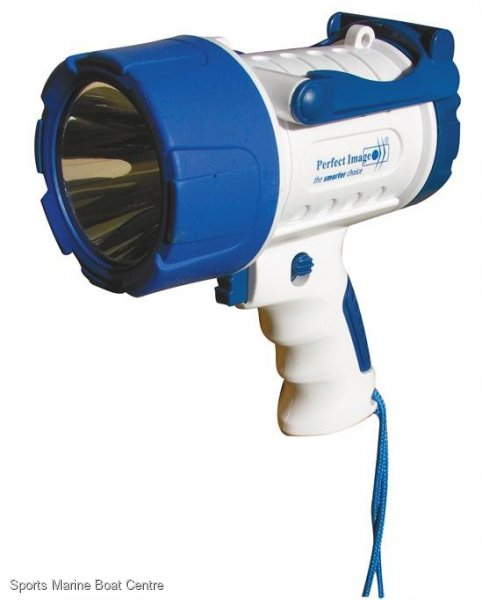 LED 300 Lumen Waterproof Floating Hand Held Spotlight