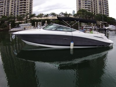 Sea Ray 270 SLX Bowrider