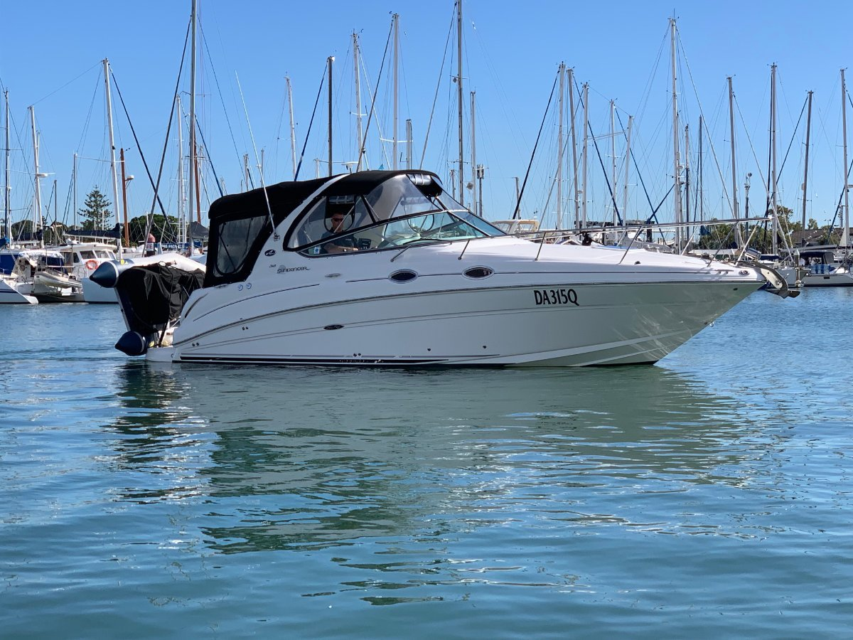 Sea Ray 315 Sundancer For Sale Yacht And Boat Brokers In Manly Qld