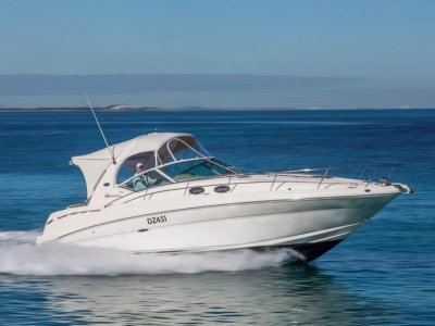 Sea Ray 355 Sundancer - Absolutely stunning presentation