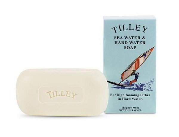 TILLEYS SALTWATER SOAP - MADE IN AUSTRALIA - ONLY $ 3.95