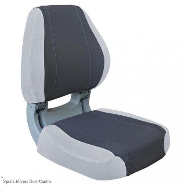 Sirocco Ergonomic Folding Upholstered Seat