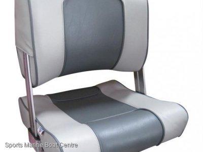 Flip Back Boat Seat