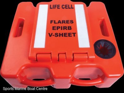 Life Cell Trawlerman - 6 person safety cell