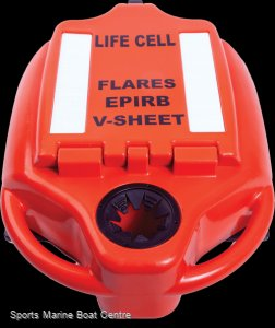 Life Cell - Yachtsman 4 person safety cell