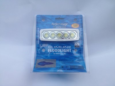 WATERPROOF IP68 SLIMLINE FLOOD/SPOTLIGHT - ONLY $ 45.00