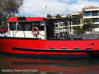 Moreton Tug Boat 42