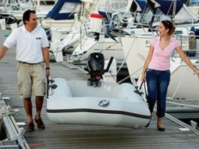Mercury 270 Inflatable Dinghy