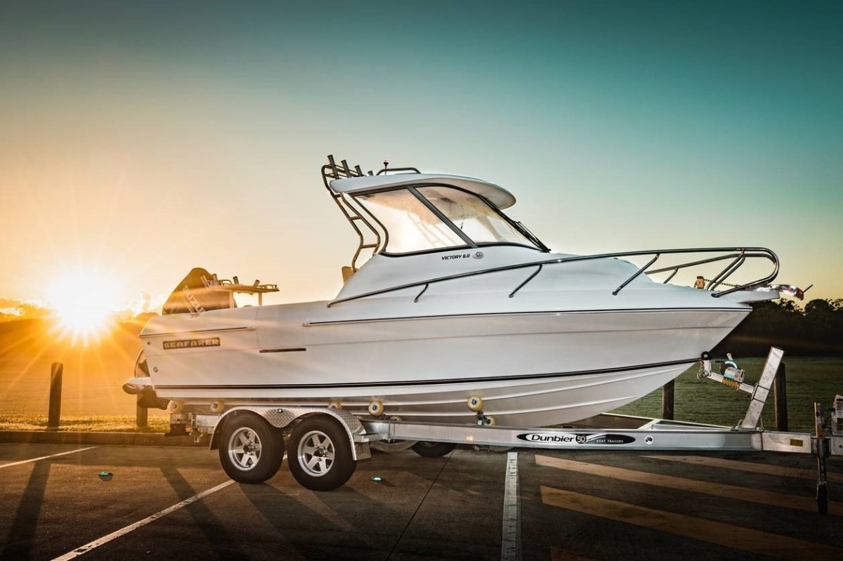 Seafarer Victory 6.0 All New for 2019 - with Side Dive entry Door