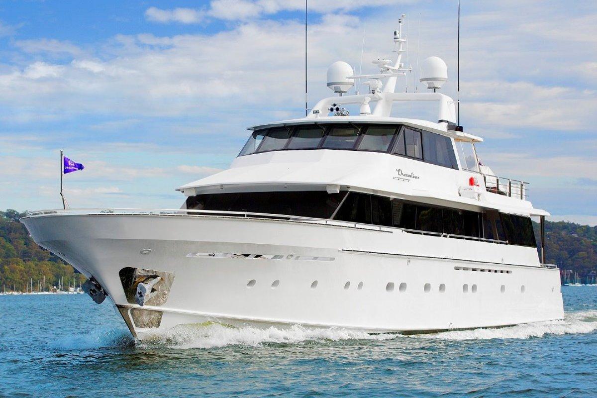 Lloyd 115 Motor Yacht LLOYDS SHIP