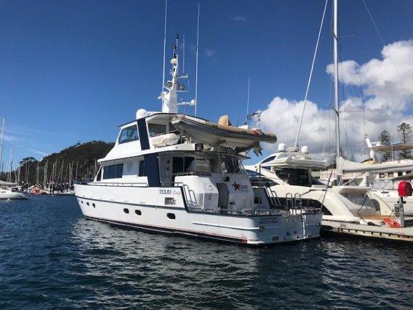 Salthouse 72 Long Range Motor Yacht