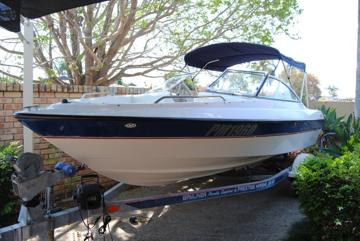 Used Bayliner 195 Bowrider for Sale | Boats For Sale | Yachthub