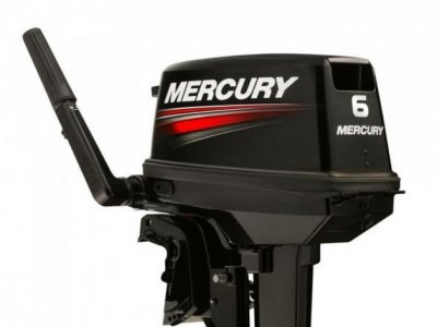 New Mercury 6hp 2 stroke Outboard - Only $ 1,650.00.2 only Left