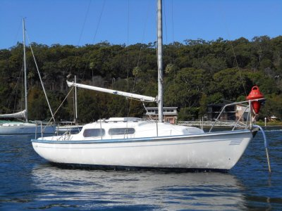 Marauder 24 Mooring Minder Free ! with service & support