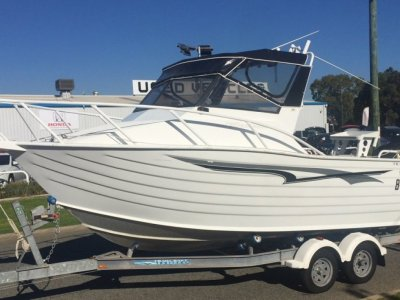 Trailcraft 580 Trailblazer Runabout - only 60 hours since new!