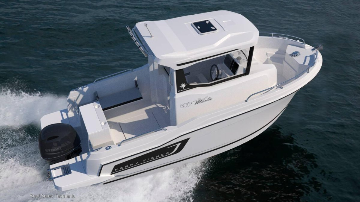 Jeanneau Merry Fisher 605 Marlin (NEW)