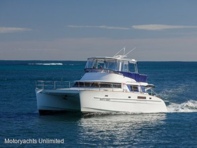 Fountaine Pajot Cumberland 46 - Economical, efficient and spacious