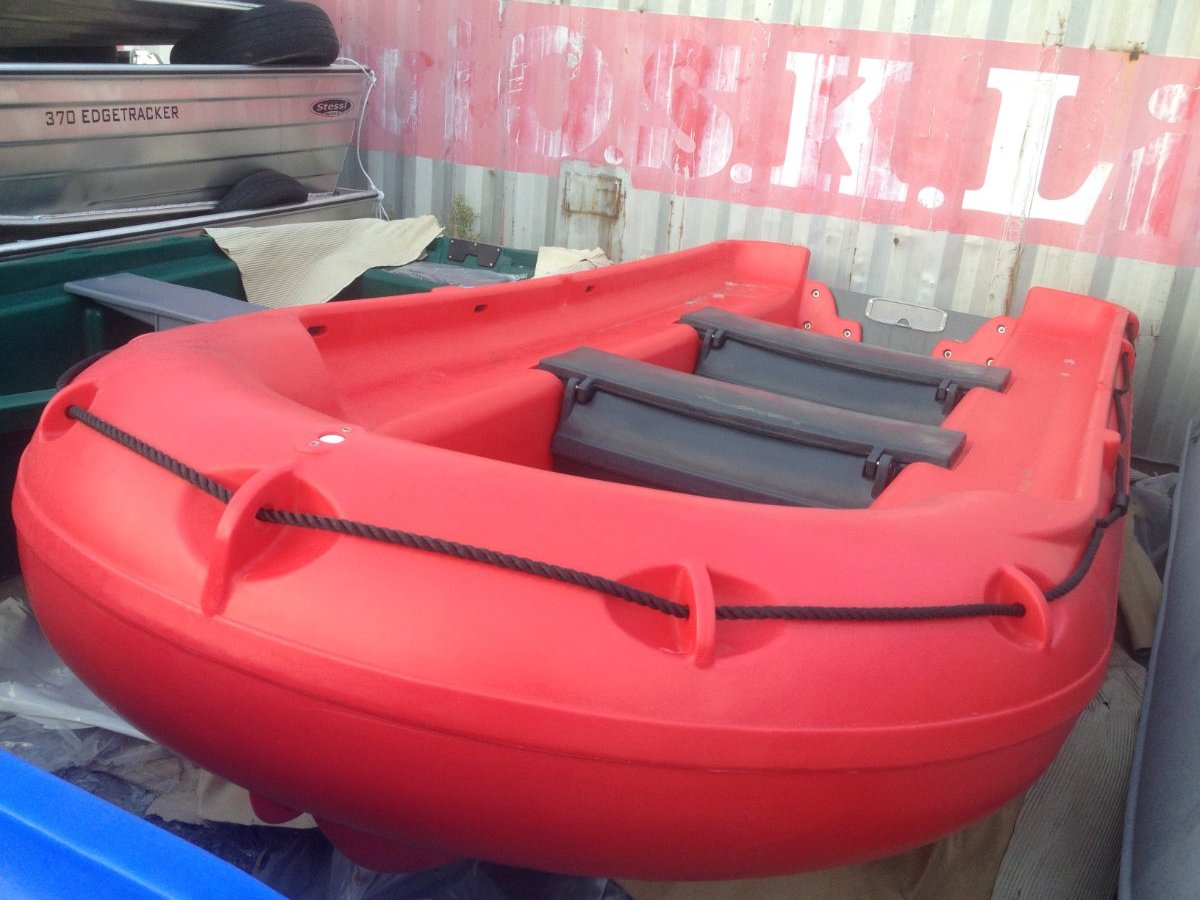 New Fun Yak SECU 13