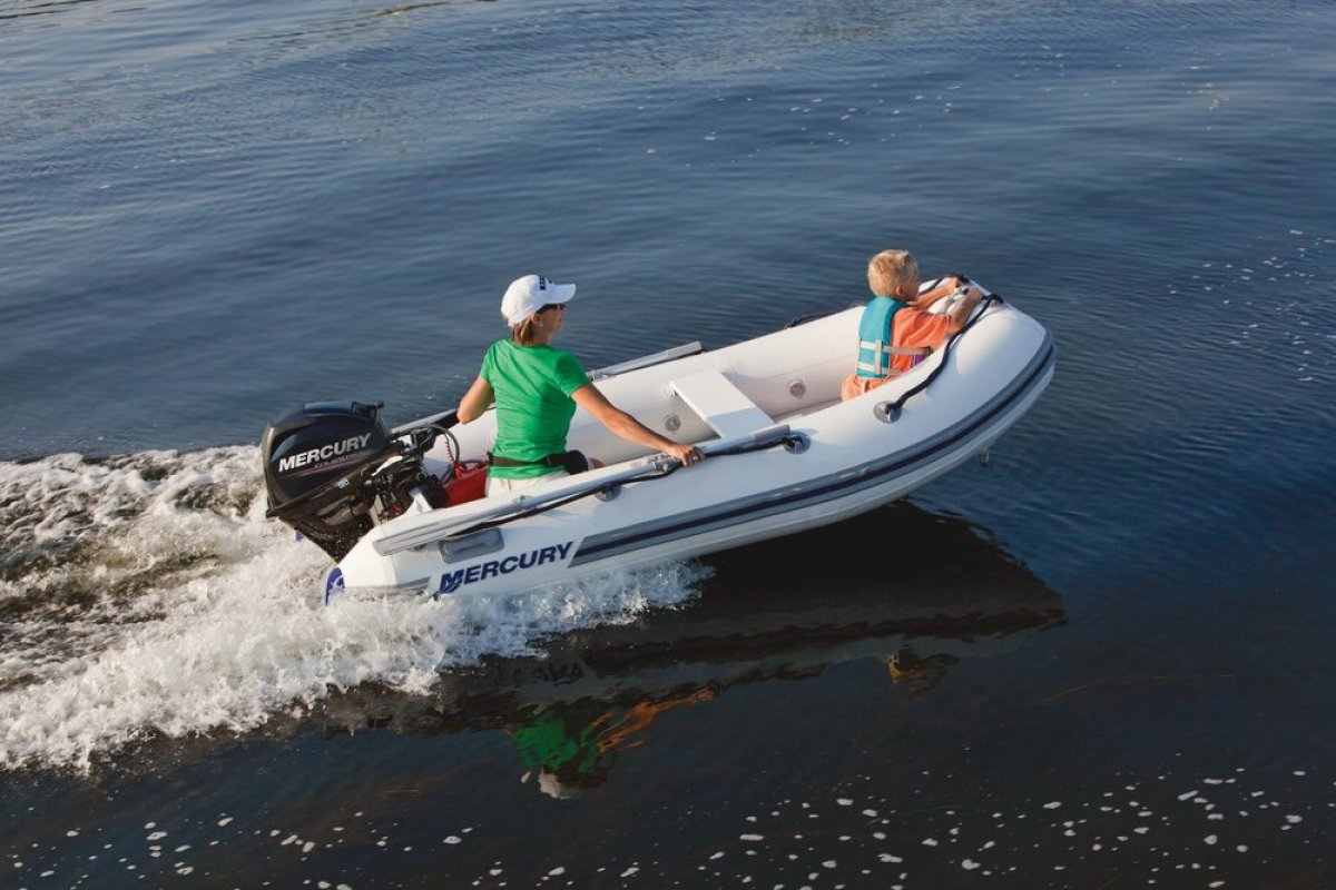 New Mercury Air Deck 220 INFLATABLE