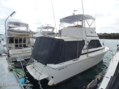 Bertram 35 Flybridge - Reduced to Sell