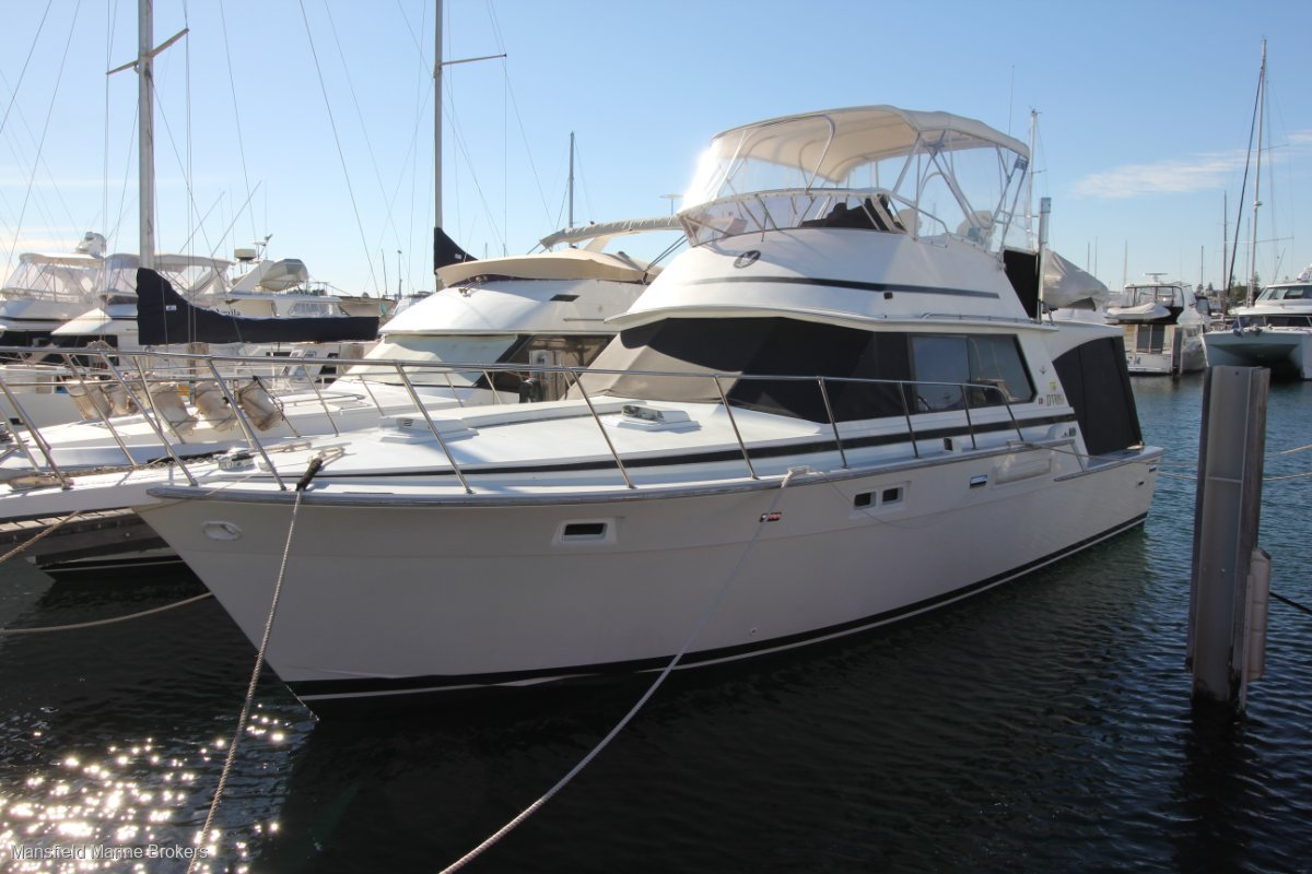 Bertram 42 Flybridge