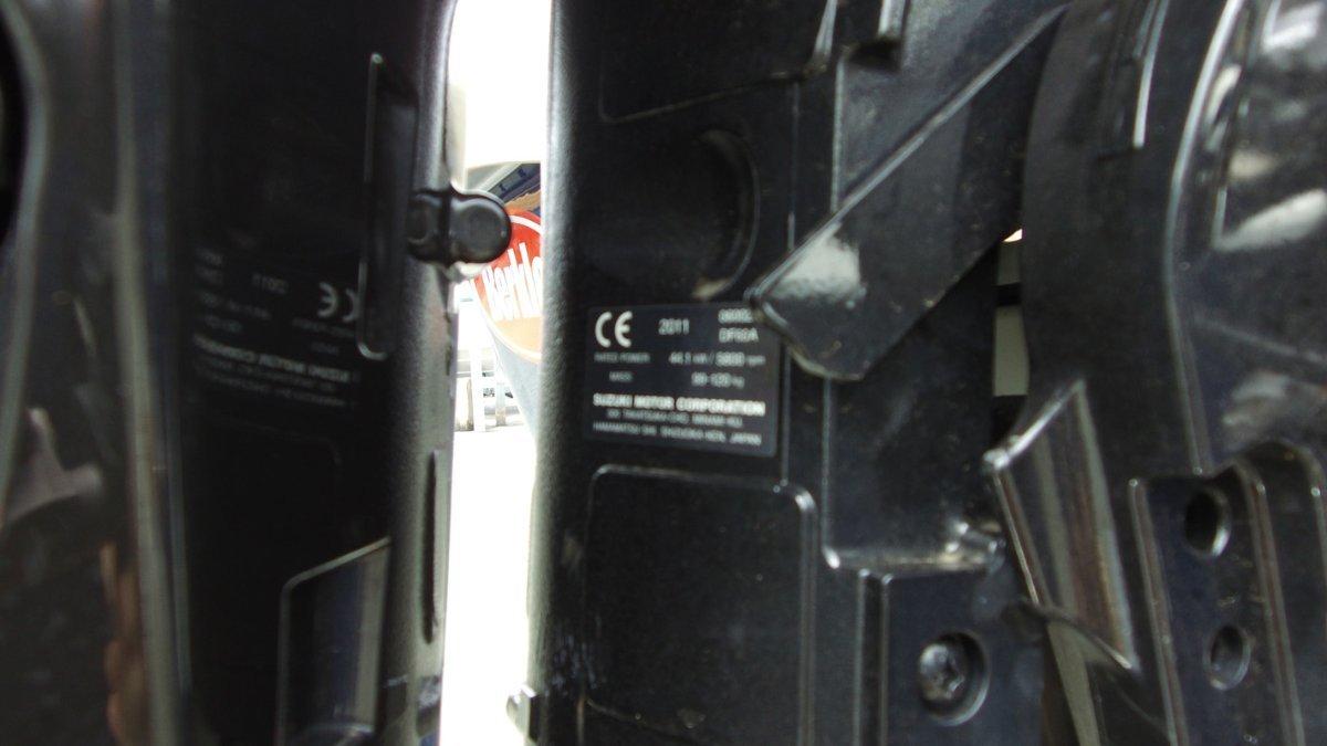 Haines Signature 485SF + Suzuki DF60A