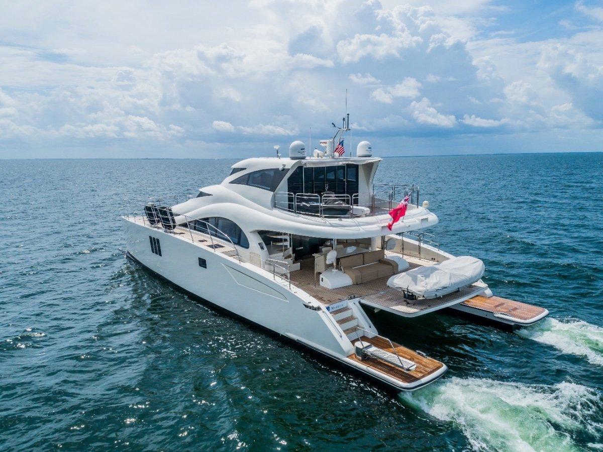 Sunreef Yachts 70:2016 SUNREEF 70 POWER CATAMARAN FOR SALE