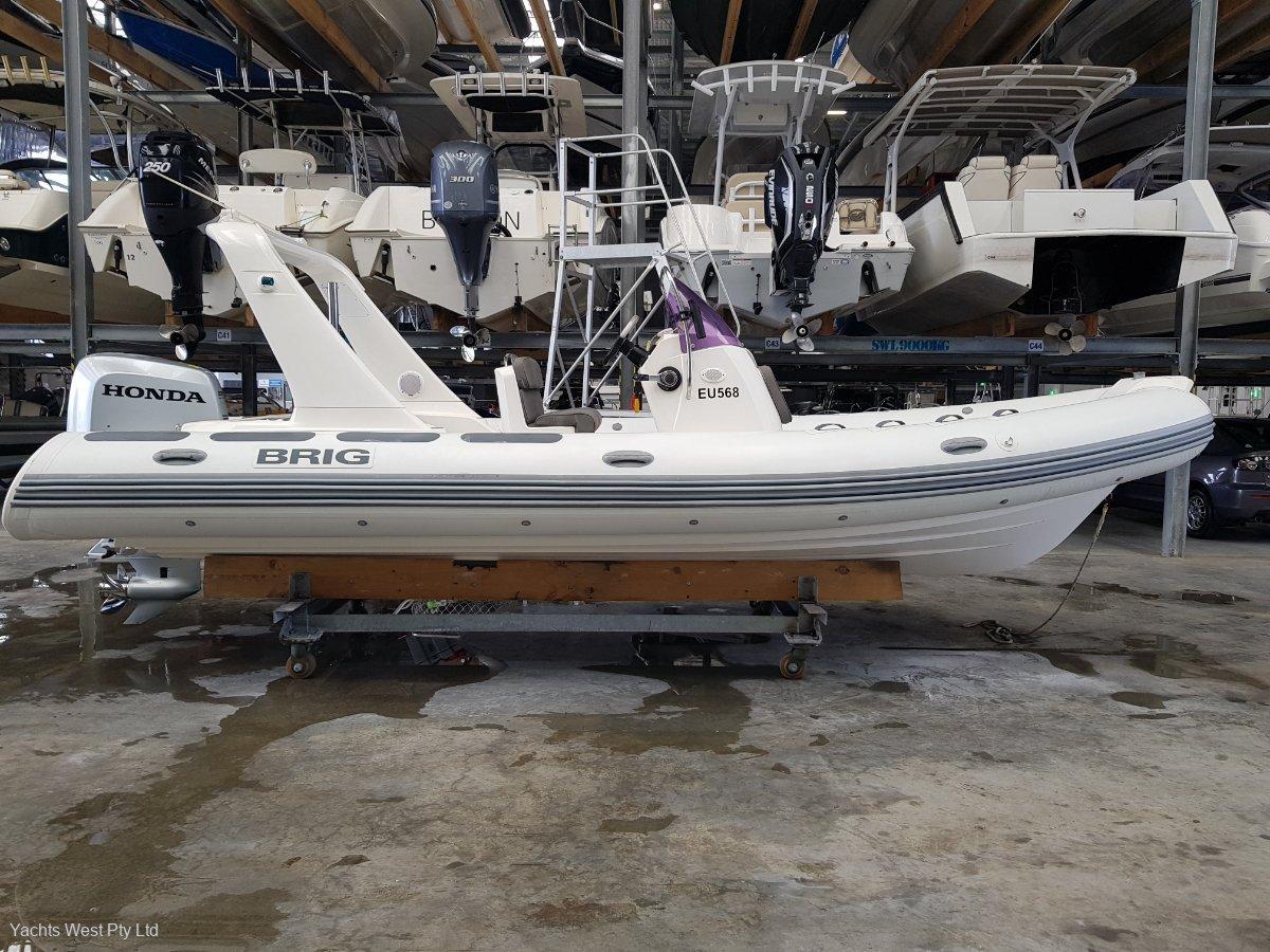 Brig Eagle 650: Power Boats | Boats Online for Sale | Fibreglass/grp