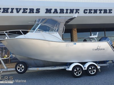 Chivers 620 Thresher SF, Yamaha F150 - 2014
