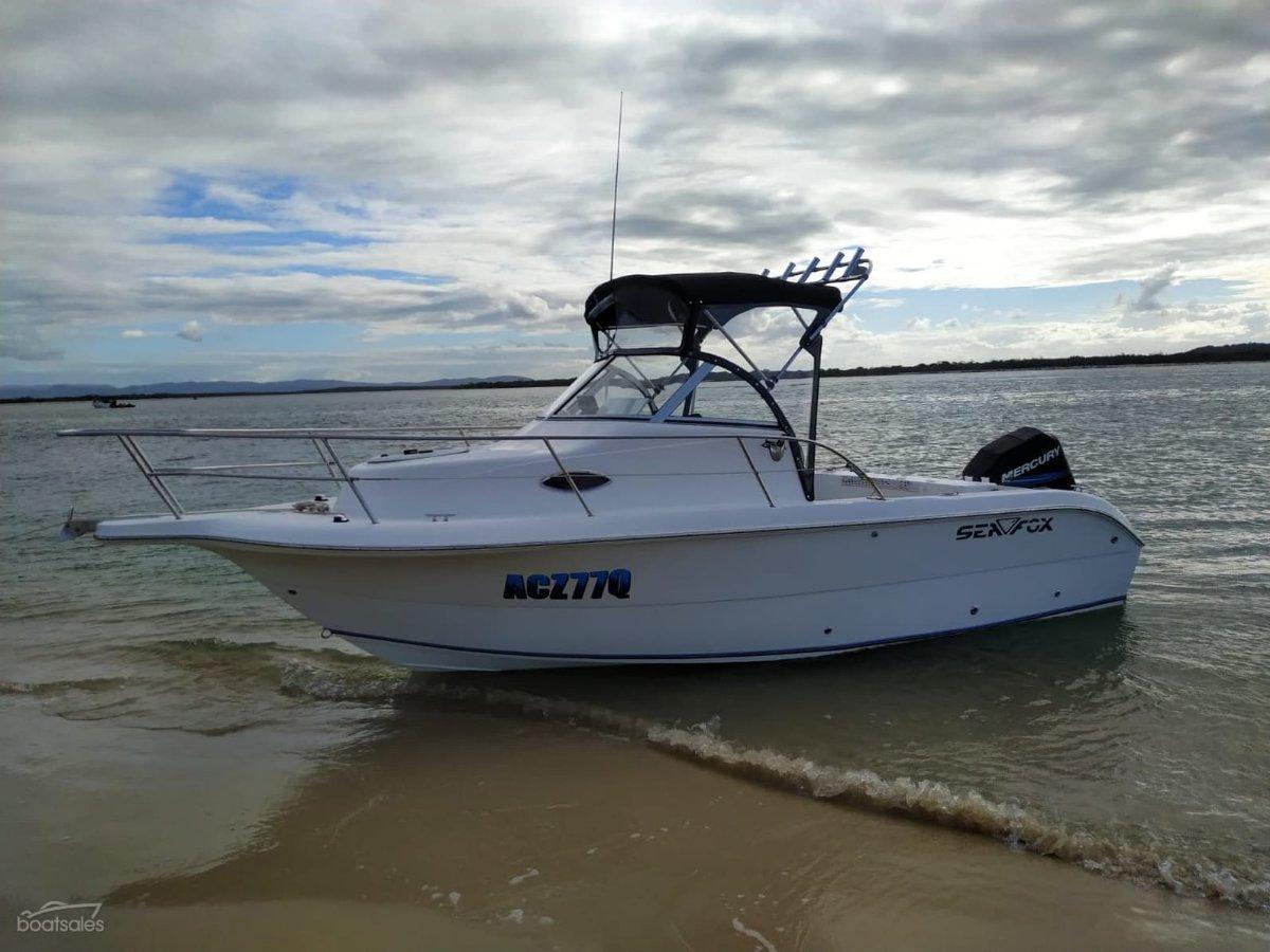 Sea Fox 210 Walkaround