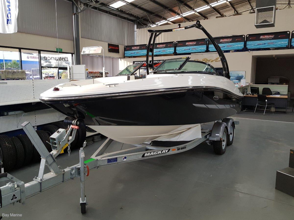 New Sea Ray 190 Sport Bowrider