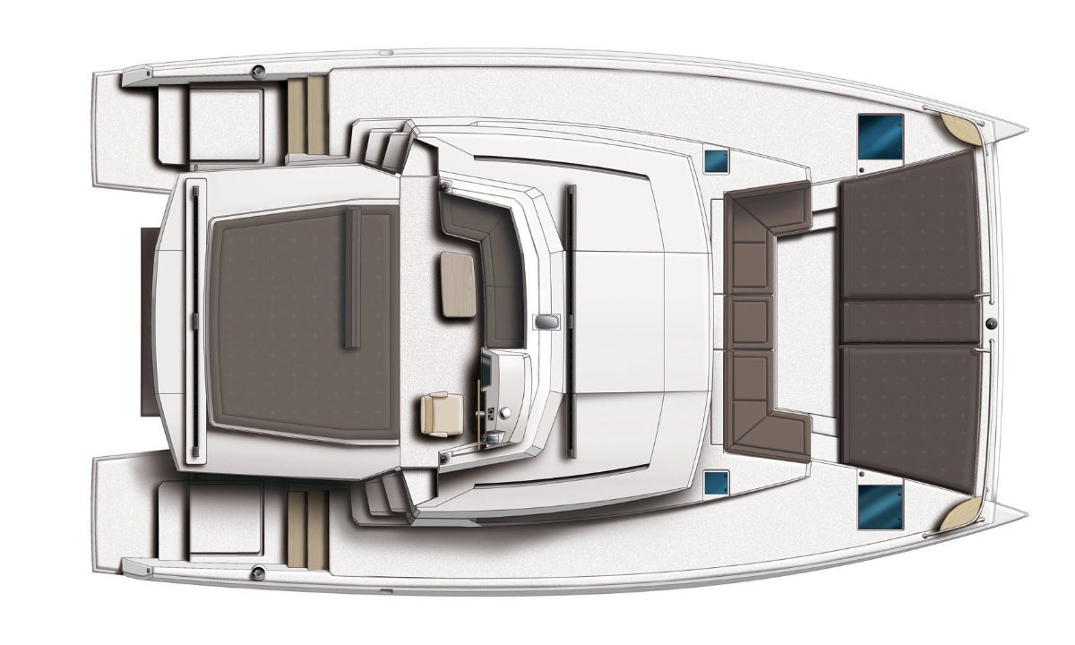 Bali Catamarans 4.3 - 2019 new vessels available and in stock.