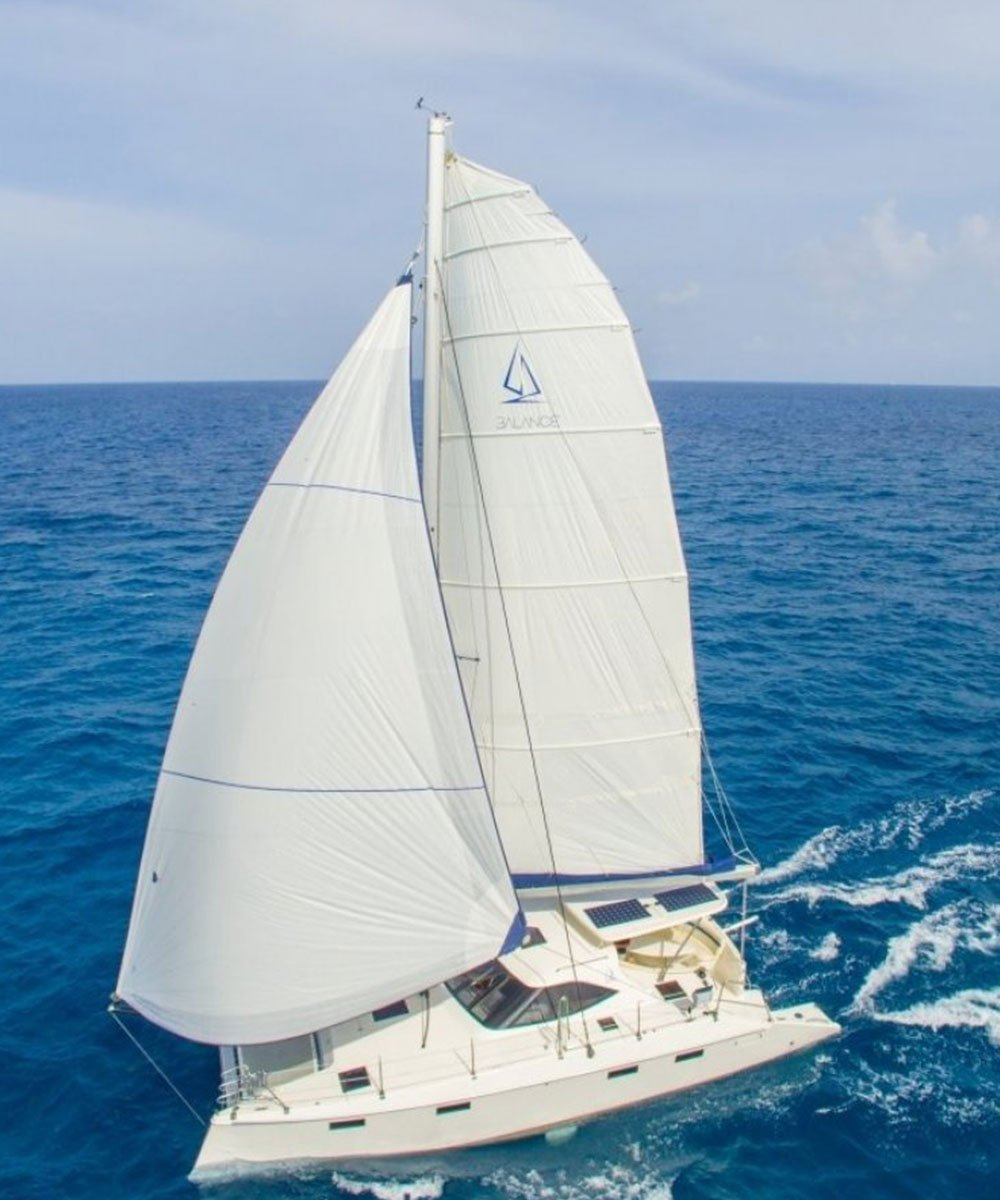 New Balance Catamarans 451