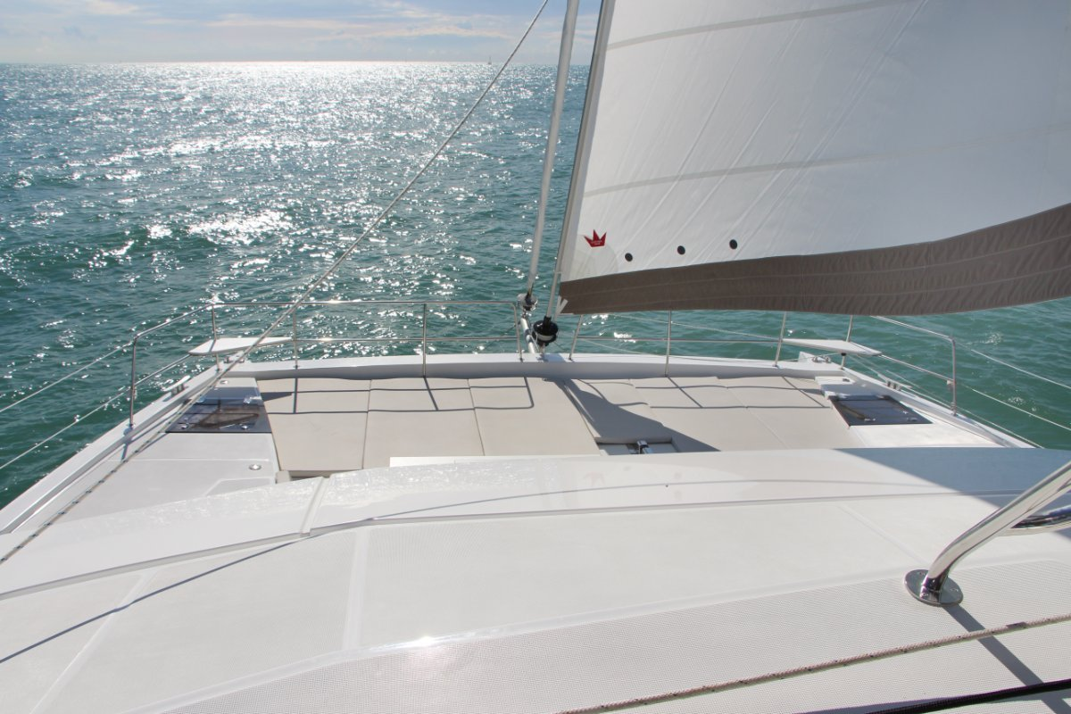 Bali Catamarans 5.4 - 2020 new vessels available and in stock.