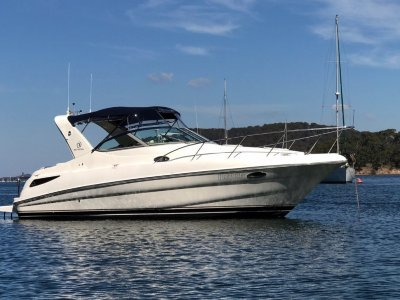 Riviera M290 Sport Cruiser 'Bonjour'.... Beautifully presented vessel