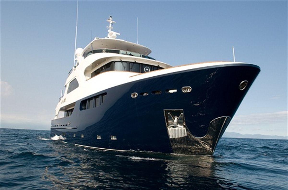 Jade Yachts 95