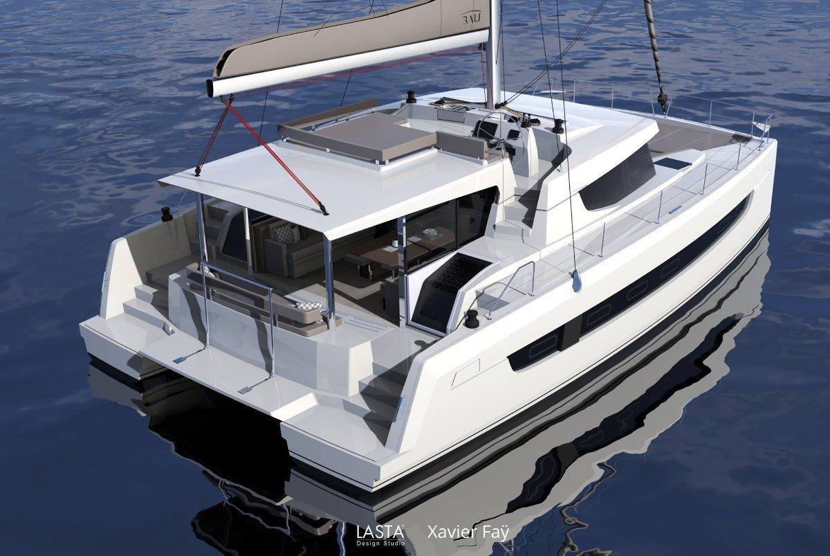 Bali Catamarans 4.8 - New Model Available 2020