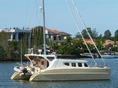 12m Custom Sailing Catamaran