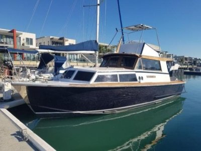Hartley Flybridge Cruiser 1965 Harmony
