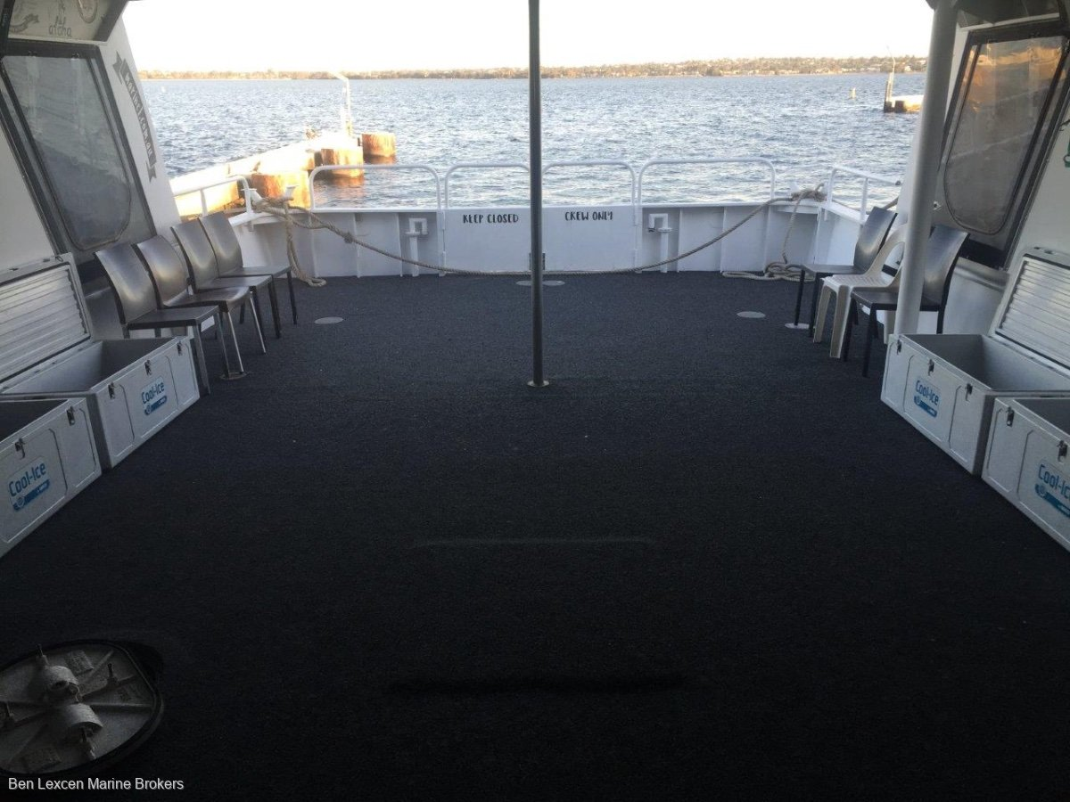 SBF Shipbuilders Passenger Ferry 23 M CHARTER FOR 100 PAX BUSINESS