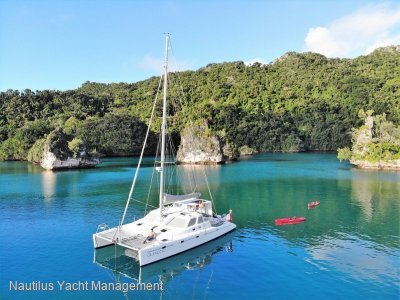 Voyage Yachts CHARTER BUSINESS FOR SALE LUXURY CHARTER BUSINESS FOR SALE IN THRIVING FIJI