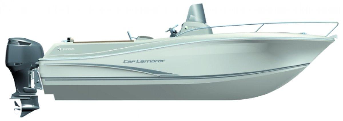 Jeanneau Cap Camarat 7.5 CC Series 2