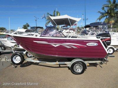 Quicksilver 4750 BR (Horizon Boats)