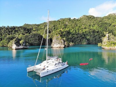 Voyage Yachts Norseman 430 LUXURY CHARTER BUSINESS FOR SALE IN THRIVING FIJI