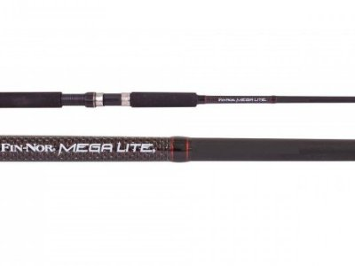 FIN-NOR MEGA LITE BOAT ROD-2 PIECE- SPECIAL ONLY $ 29.00 EA.