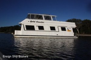 Custom Charter Houseboat 14.5m
